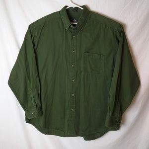 Dockers khakiware Mens Casual Shirt Size XL